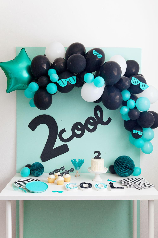 2nd birthday party idea